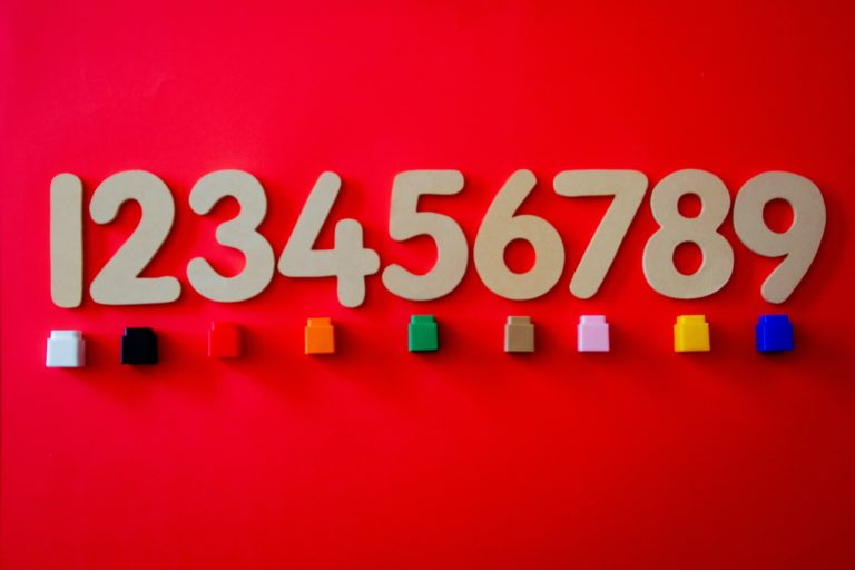 Цифры в Испанском